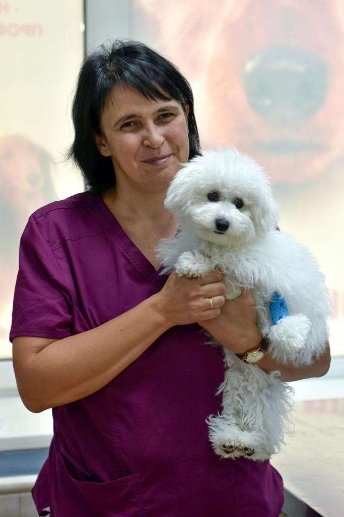 Астрянская Оксана Владимировна